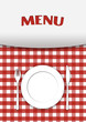 menu restaurant chef