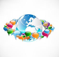 Réseaux sociaux et communication web