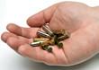 Cartridges in hand