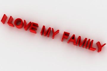 Я люблю...