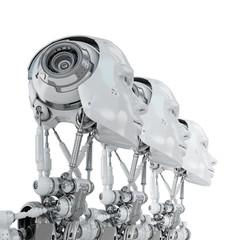 Gentle robotic women