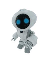 Smart white toy