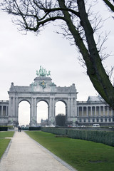 Brussels - Triumphal arch