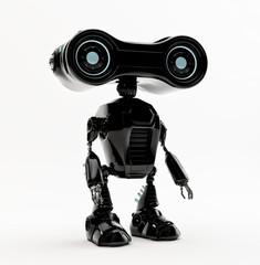 Smart retro robotic toy