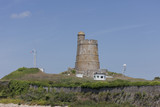 Fort de la Hougue with Lookout Tower and Radar Station