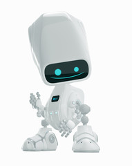 Lovely robotic toy