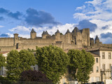 Carcassonne is a fortified and medieval town of France.