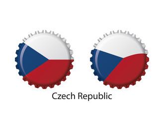 Czech Republic bottle caps