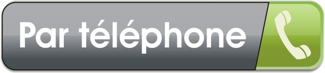 bouton par téléphone