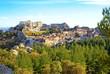 Leinwandbild Motiv Village des Baux de Provence
