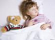 dziecko chore