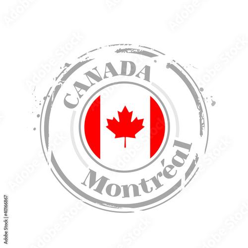 timbre Montréal