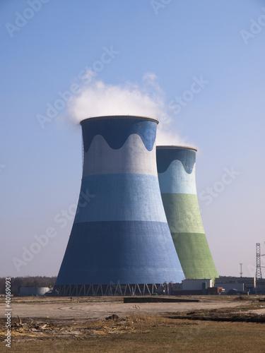 wieże chłodnicze