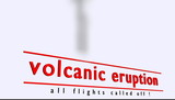 volcanic eruption - video