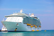 Holiday cruise liner