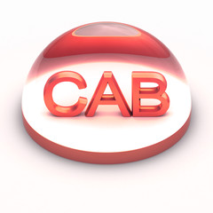 3D Style file format icon - CAB