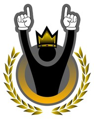 Rey ganador