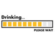 drinking_please_wait