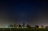 Fototapete Astronomy - Hintergrund - Nacht
