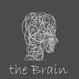 The brain project logo # Vector