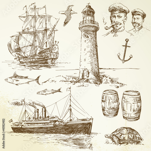 nautical elements