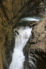 Wasserfall Raggaschlucht