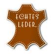 Symbol Echtes Leder III
