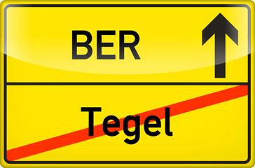 Neuer Flughafen BER