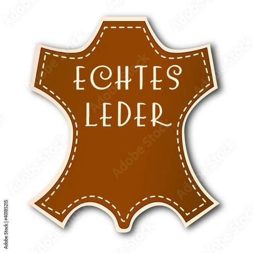 Symbol Echtes Leder III - 40185215