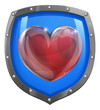 Heart shield concept