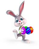Fototapety Easter bunny