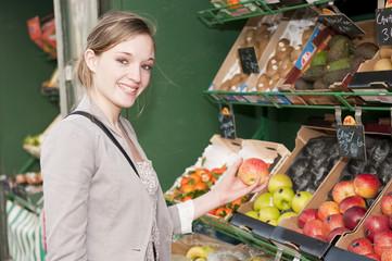 Choisir ses aliments - Pomme - fruit