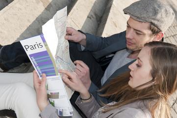 Visite de Paris - vérifier un plan