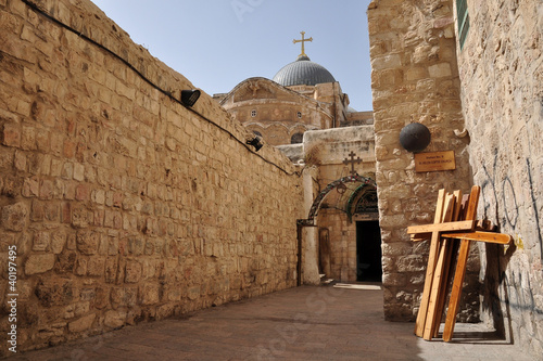 Jerusalem - Via Dolorosa