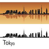 Fototapeta panoramiczny - japonia - Widok Miejski