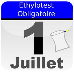 Date Ethylotest