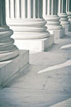 Pilares de piedra