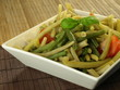 French beans dish