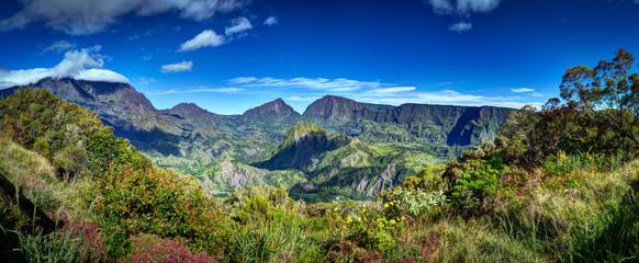 Cirque de Salazie - Ile de La Réunion