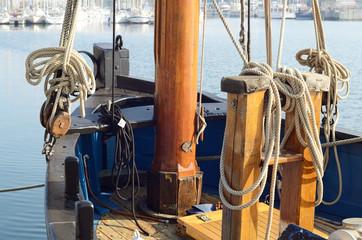 cordes de marins
