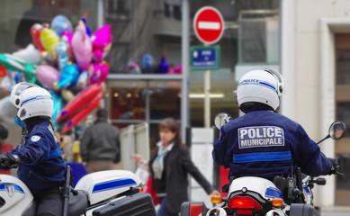 police,policières,uniforme,sécurité,municipale