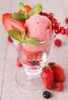 strawberrry icecream