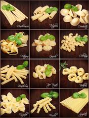 Collage - Pasta