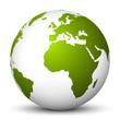 Erde, Globus, grün, Natur, Öko, Umwelt, Umweltschutz, Weltkugel