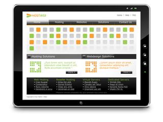 Tablet-PC, Webdesign, Wireless, Präsentation, Internet, Computer