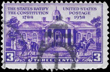 USA - CIRCA 1938 Iowa City