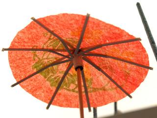 Bunte Schirmchen