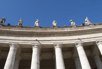 Колонны Ватикана