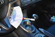 Ethylotest dans la voiture