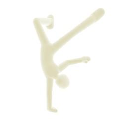 dance white